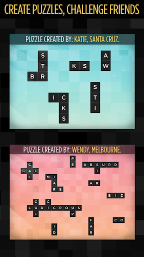 Bonza Word Puzzle - screenshot