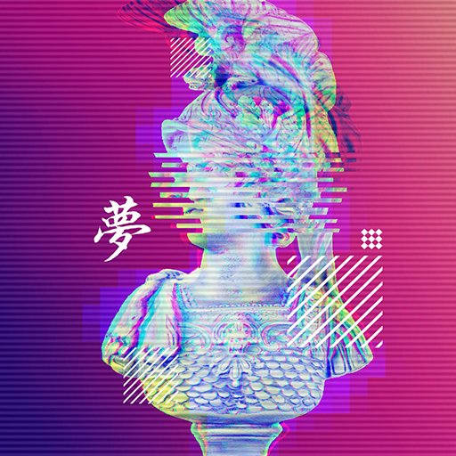 App Insights: Vaporwave Wallpapers :Glitch ,Aesthetic ,datamosh | Apptopia