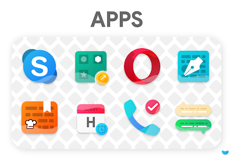 Glaze Icon Pack Screenshot