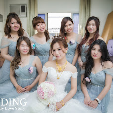 Wedding photographer Yixing Yang (penguinyang). Photo of 07.10.2017
