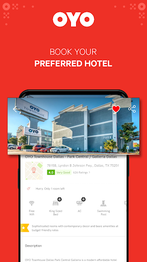 OYO - Find The Best Hotel Deals Near You screenshot 3