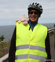 Photo: (Year 2) Day 351 - Maurice with Pog the Hog