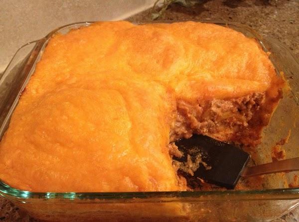 Cheesy Hamburger-crescent Casserole Recipe