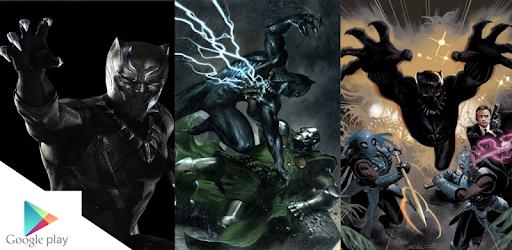 Descargar Black Panther 2k18 Hd Wallpapers Para Pc Gratis