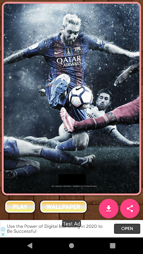Lionel Messi Game Puzzle android2mod screenshots 6