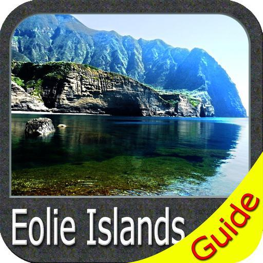 Eolie Islands GPS Navigator
