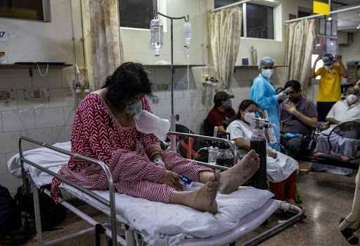 India's Daily COVID-19 Cases Surpasses 400,000