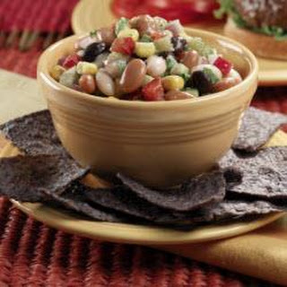 BUSH'S® Reduced Sodium Three Bean Confetti Salsa