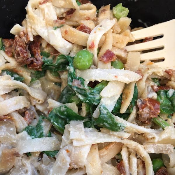 Gf df vegan noodles