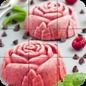 Puzzle - Ice cream icon