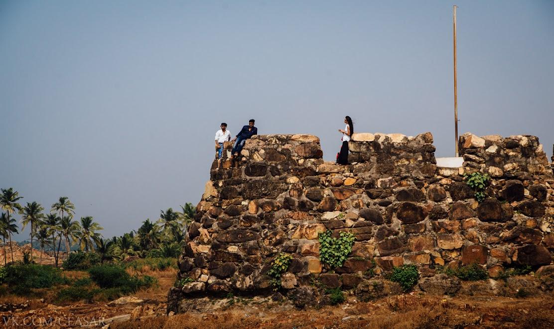 Sindhudurg Fort, Малван, Индия