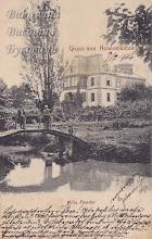 Photo: Австрійська Новоселиця. Вілла Флондора-Зотта. Фото ≈ 1900 року.