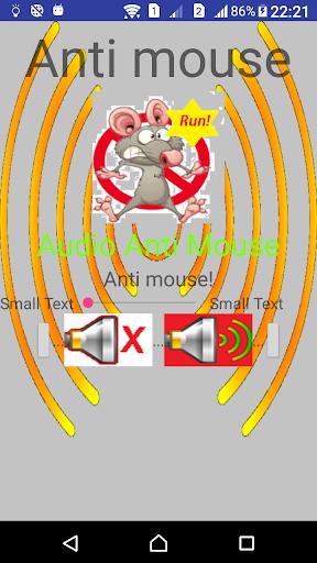 Sound Anti Mouse screenshot 1