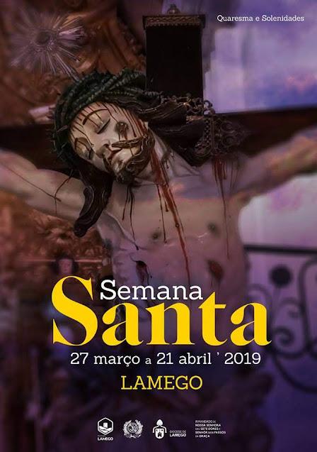 Misericórdia de Lamego participa nas celebrações da Semana Santa