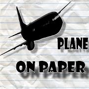PLANE ON PAPER