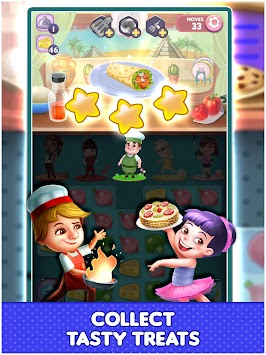 Fantastic Chefs: Match 'n Cook (Unreleased) apk screenshot