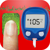 Blood Sugar Finger Tracker BP