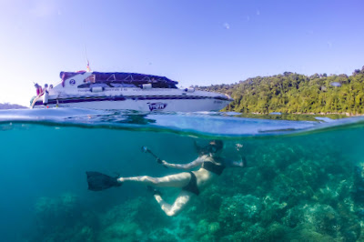 Wow Andaman Day Trip to Surin Islands from Phuket