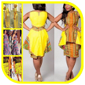New African Dress Design icon