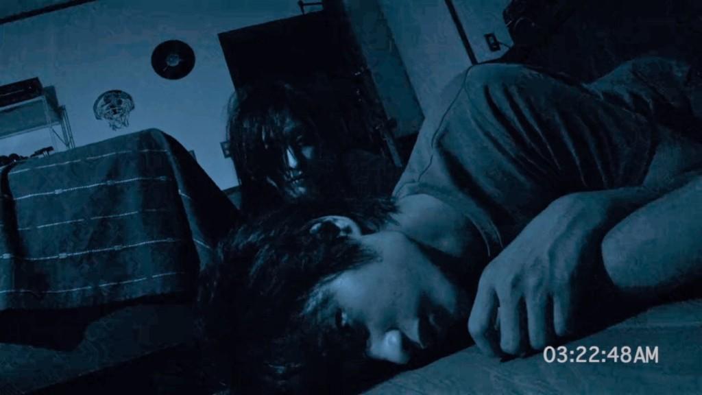 4. Paranormal Activity : Tokyo Night 04
