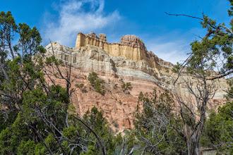 Photo: PEEC Slot canyons hike with Doug Scott