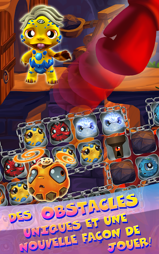 Save Our Skwiish: Charm Heroes A Fun Match 3 Quest  captures d'u00e9cran 14