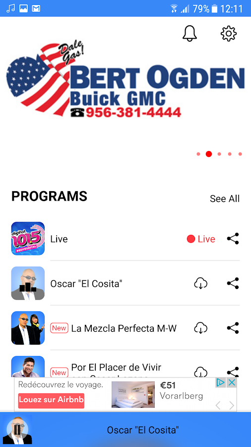 Digital 101.5 FM- screenshot