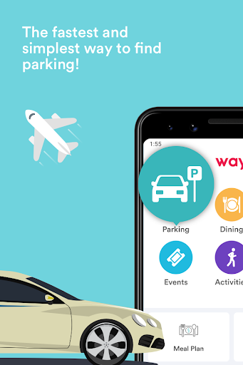 Way - #1 Best Parking App 9.0.0 screenshots 1