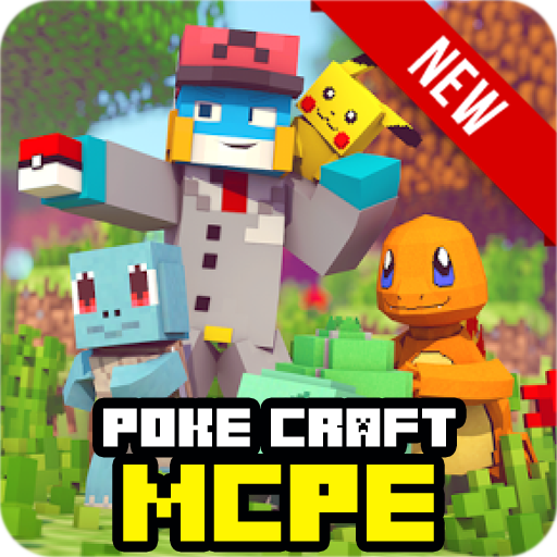 PokeCraft NEW for MCPE