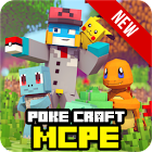 PokeCraft NEW for MCPE icon