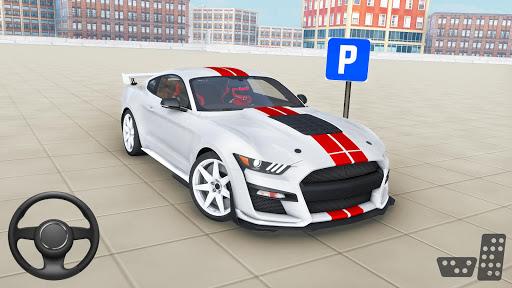 Car Parking 3D Games: Modern Car Game 1.0.8 screenshots 1