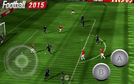 Soccer 2015 1.0.2 screenshot 1240