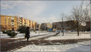 Photo: Turda - Parcul Teilor -  fântână arteziană - 2019.01.09