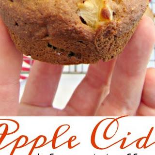 Apple Cider Breakfast Muffins