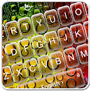 Colorful Water Keyboard Theme file APK Free for PC, smart TV Download