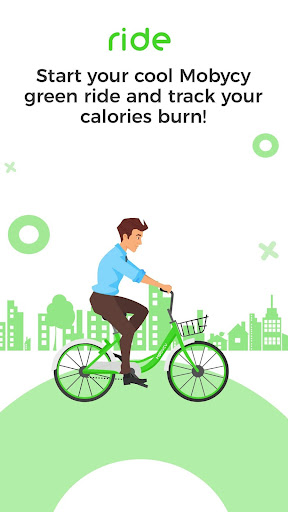 Mobycy - Dockless Bicycle Share Bike Sharing India for PC