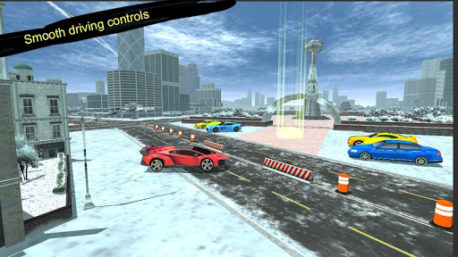 Car Driving Simulator 2019 Žaidimai (APK) nemokamai atsisiųsti Android/PC/Windows screenshot
