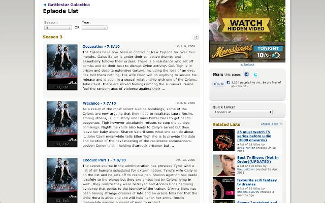 IMDB Improver