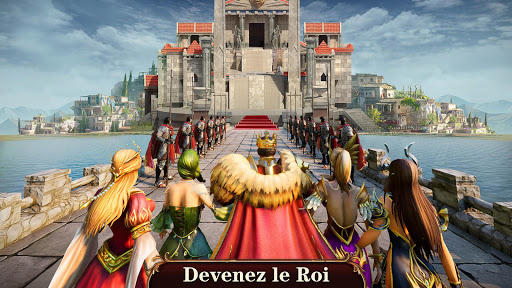 Honneur des rois(Honor of Kings) fond d'écran 1