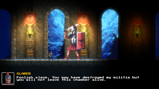 Swords and Sandals Spartacus  screenshots 4