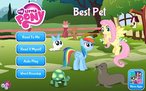 玩娛樂App|《小马宝莉:最佳宠物》免費|APP試玩