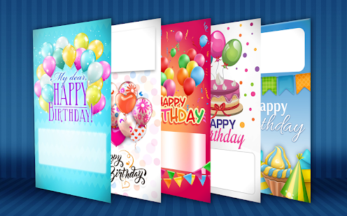 Happy Birthday Card Maker Android Apps on Google Play – Happy Birthday Card Maker