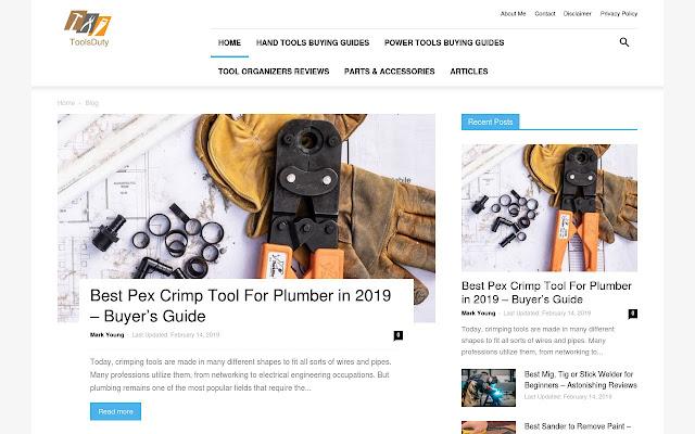 ToolsDuty - Tools Reviews