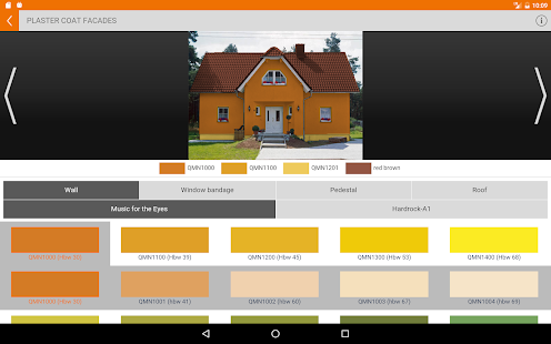 quick-mix Home Designer- screenshot thumbnail