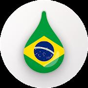 Drops: تعلم اللغة البرتغالية البرازيلية بسرعة!