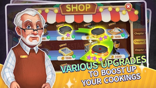 My Restaurant Empire MOD APK 0.5.04 [Unlimited Diamonds] 5