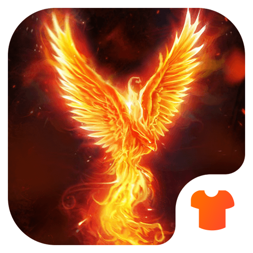 Phoenix Theme for Android FREE Icon