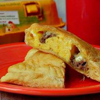 Breakfast Empanadas.
