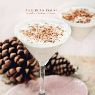 Misty Maiden Martini.