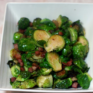 Brussel Sprouts With Prosciutto Recipes.